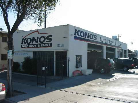 Welcome To Kono S Auto Body Paint Kono S Auto Body Paint